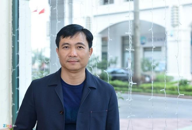 NSUT Do Thanh Hai duoc bo nhiem lam Pho tong giam doc VTV