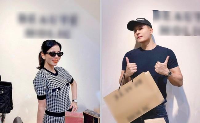 Dinh nghi van hen ho Le Quyen, Lam Bao Chau noi gi?-Hinh-5