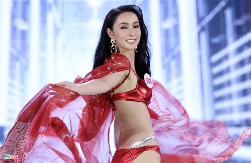 Doan Hai My va loat thi sinh gay tiec nuoi o Hoa hau Viet Nam-Hinh-6