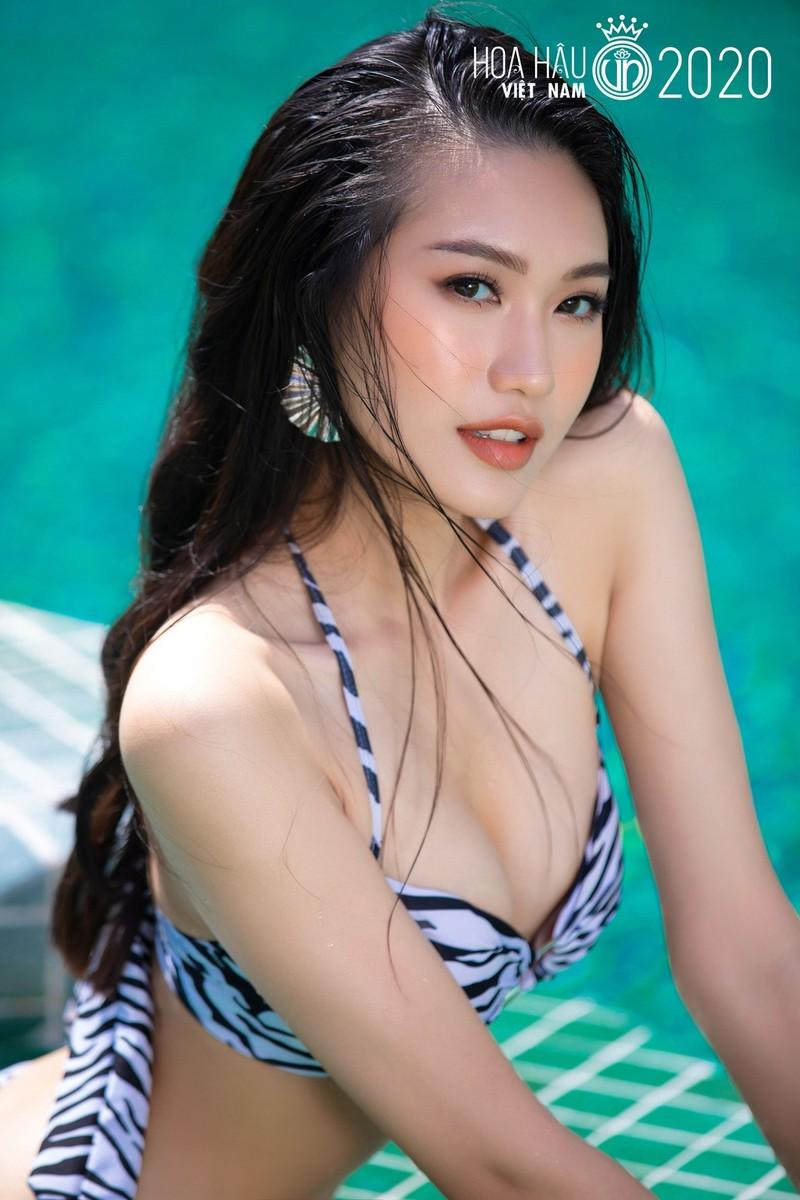 Doan Hai My va loat thi sinh gay tiec nuoi o Hoa hau Viet Nam-Hinh-9