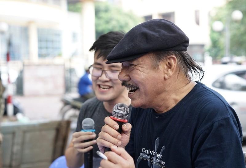 Nhac si Tran Tien giai thich ly do ve song o Vung Tau
