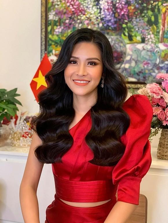 Thai Thi Hoa noi gi khi truot top 20 Hoa hau Trai dat 2020?-Hinh-2
