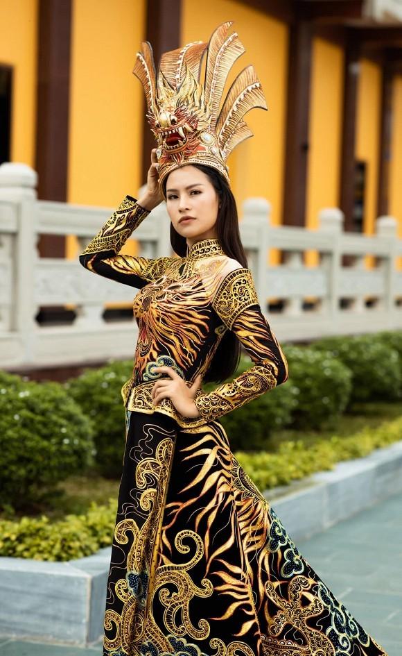 Thai Thi Hoa noi gi khi truot top 20 Hoa hau Trai dat 2020?-Hinh-4