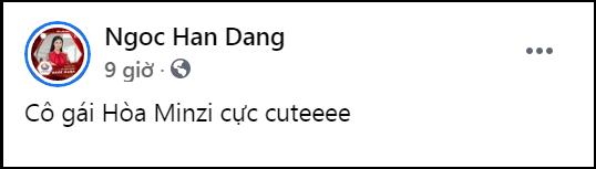 HH Ngoc Han pham dieu cam ky khi dang anh chup cung Hoa Minzy-Hinh-2