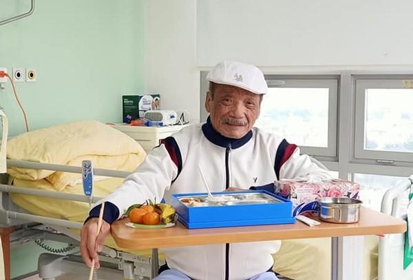 Vo NSND Tran Hieu sut 3kg khi chong gap tai nan