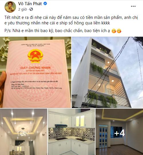 Ban trai tin don cua Dai Nghia rao ban biet thu chung