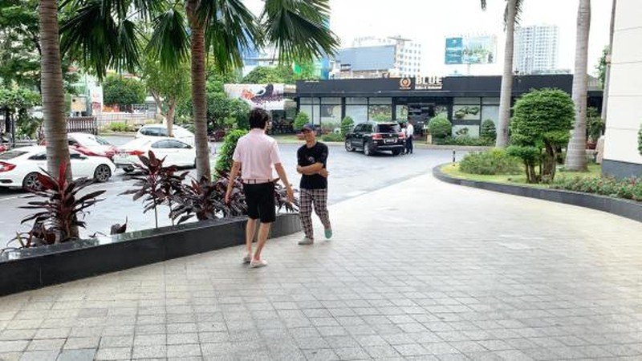 Hoai Lam lo dien thoi gian o an, phat tuong thay ro