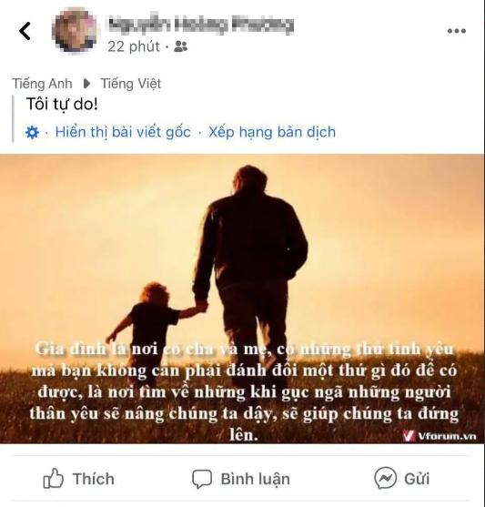 Ban trai Thu Quynh co dong thai la, nghi van cap doi