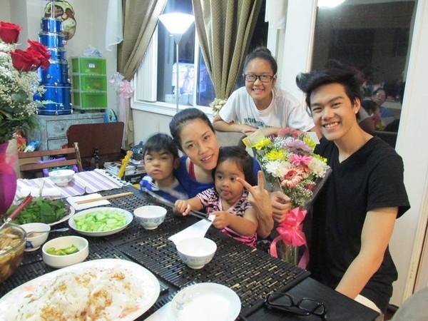 Hinh anh hiem hoi cua con trai Thu Phuong - Dung Taylor-Hinh-5