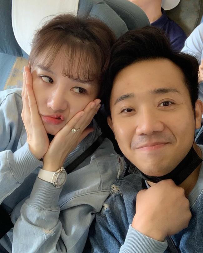 Hari Won chat vat chuyen nha lan 47 du sat Tet Nguyen dan 2021-Hinh-2