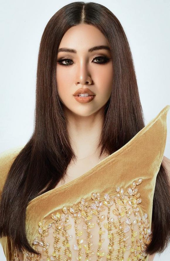 Hoa hau chuyen gioi Do Nhat Ha thi Miss Universe Viet Nam