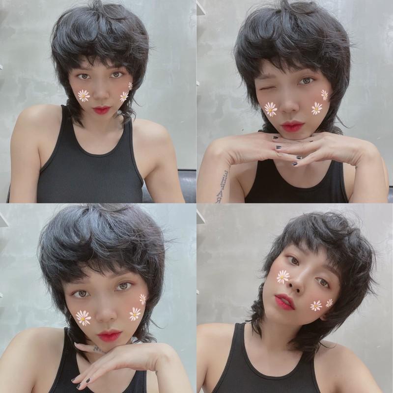 Thuy Tien khoe anh goi cam, khen ong xa Cong Vinh chup dep-Hinh-3