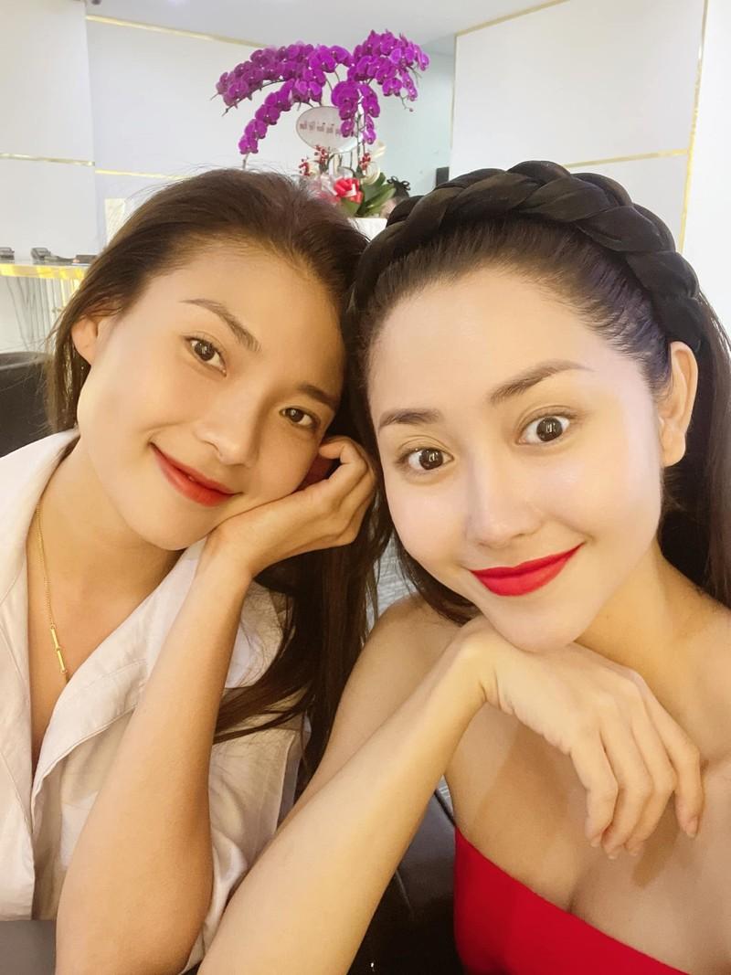 Thuy Tien khoe anh goi cam, khen ong xa Cong Vinh chup dep-Hinh-5