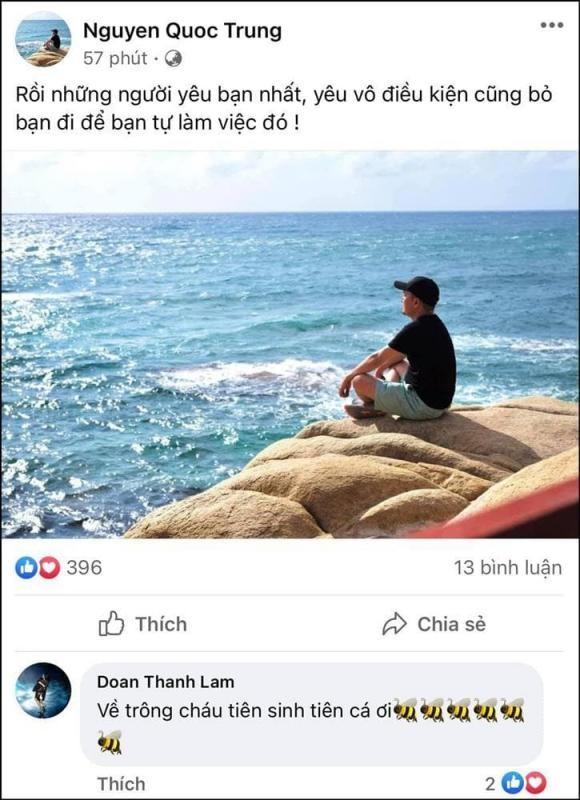 Thanh Lam vo tinh de lo chi tiet con gai ruot dang mang thai
