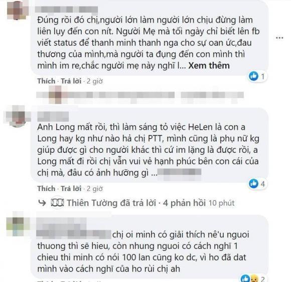 Pham Thanh Thao dinh chinh phat ngon lien quan con gai Van Quang Long-Hinh-3