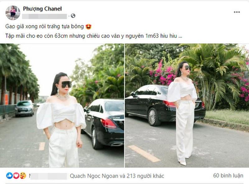 Lo nghi van Quach Ngoc Ngoan - Phuong Chanel
