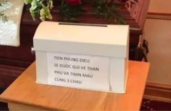 Linh Lan cau xin vo dau Van Quang Long: