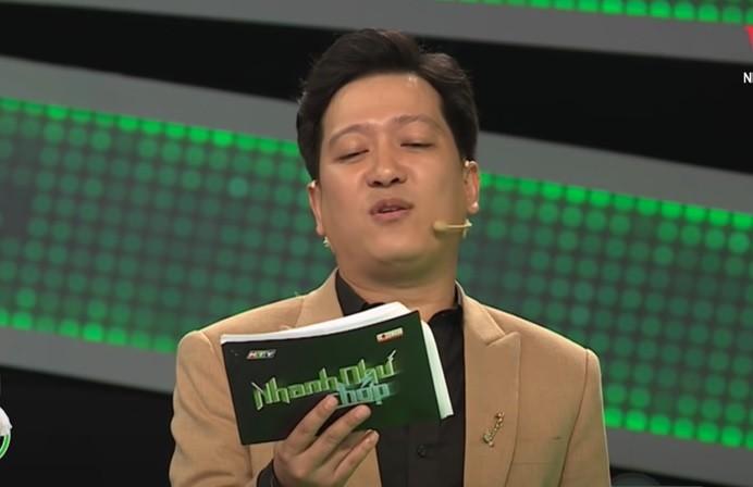 Game show Nhanh nhu chop va Truong Giang sai kien thuc co ban-Hinh-2