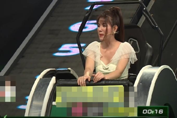 Game show Nhanh nhu chop va Truong Giang sai kien thuc co ban