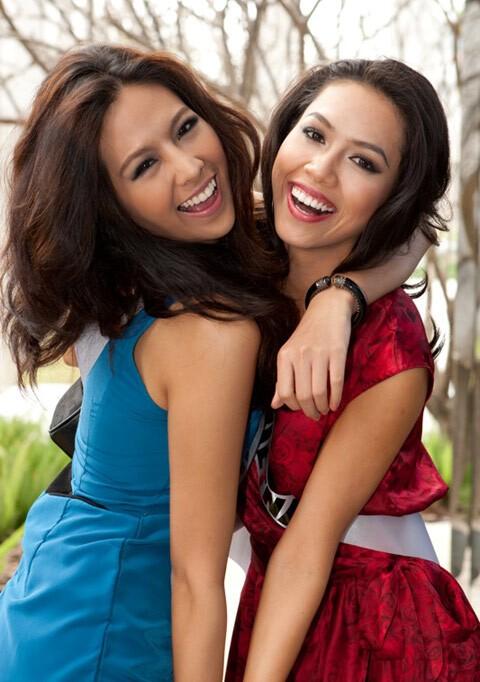 Nguoi dep choi xau Hoang My tai Miss Universe 2011 la ai?-Hinh-6