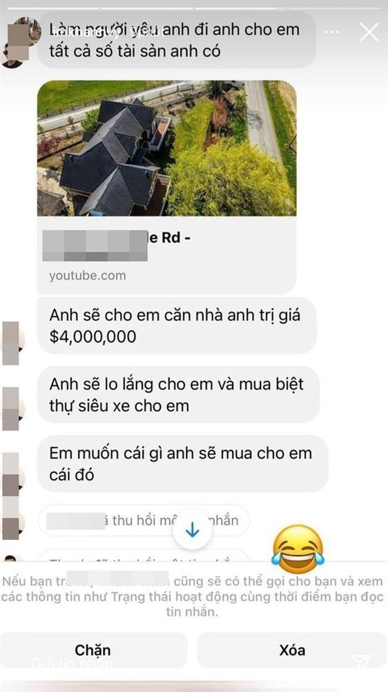 Vo Phan Manh Quynh cong khai ke ga tinh bang biet thu 92 ty