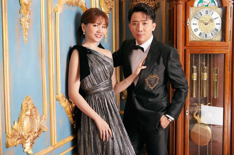 Tran Thanh - Hari Won khi chat ngoi ngoi trong bo anh moi-Hinh-7