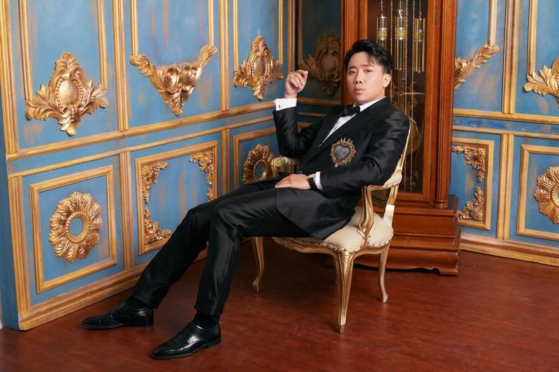 Tran Thanh - Hari Won khi chat ngoi ngoi trong bo anh moi-Hinh-9