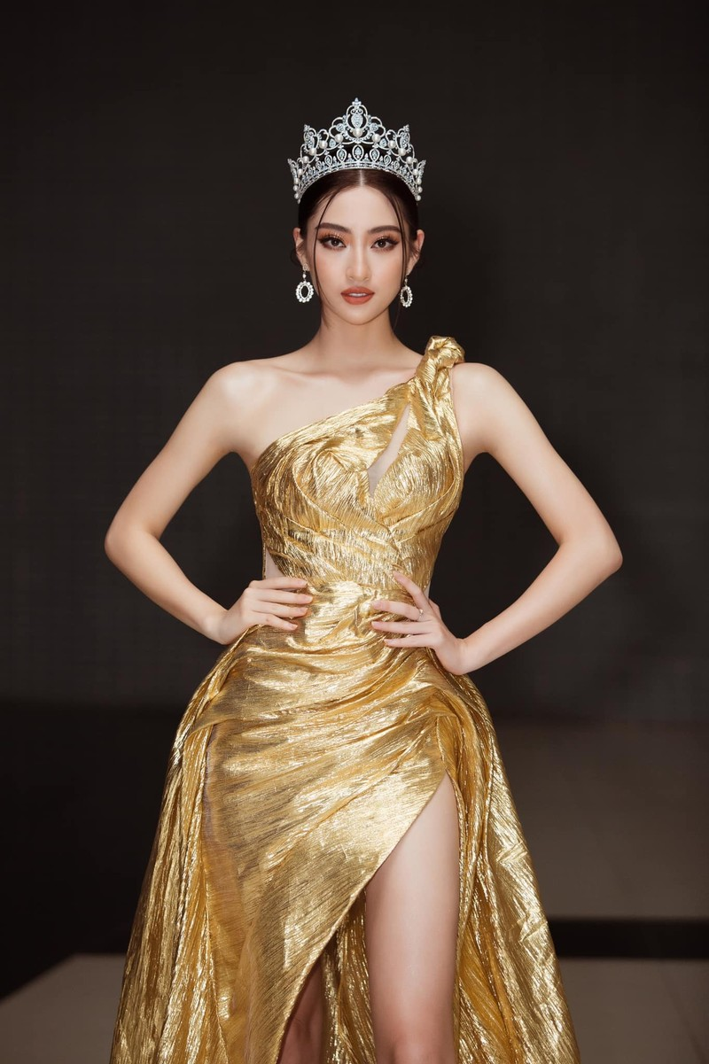 Do My Linh, Luong Thuy Linh xuat hien trong clip gioi thieu Miss World 2021-Hinh-4