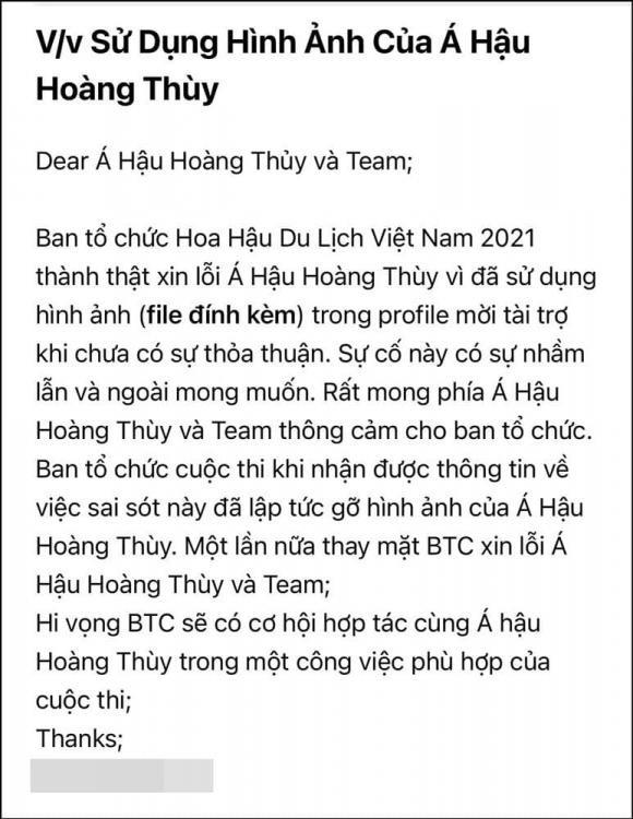 Hoang Thuy dang dan to cuoc thi Hoa hau Du lich Viet Nam 2021-Hinh-3