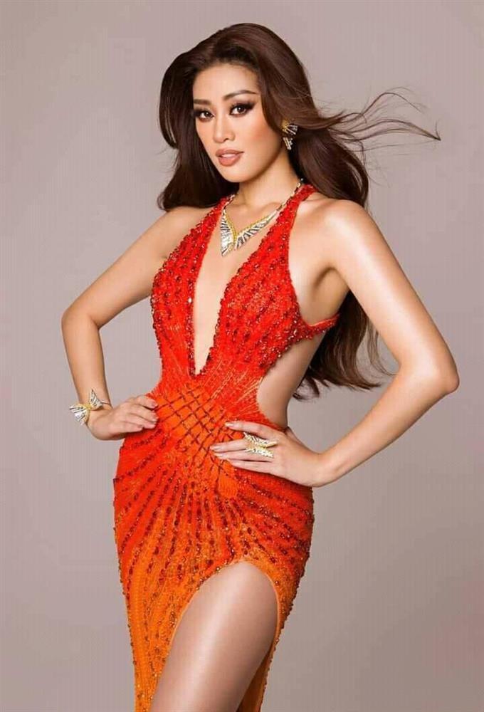 Dieu thu vi ve bo dam Khanh Van mac trong chung ket Miss Universe 2020-Hinh-4