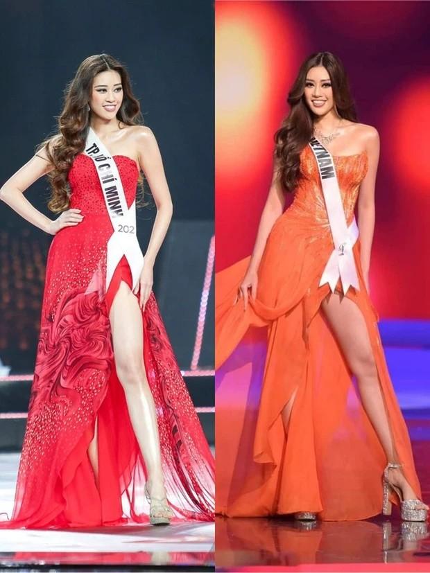 Dieu thu vi ve bo dam Khanh Van mac trong chung ket Miss Universe 2020-Hinh-6