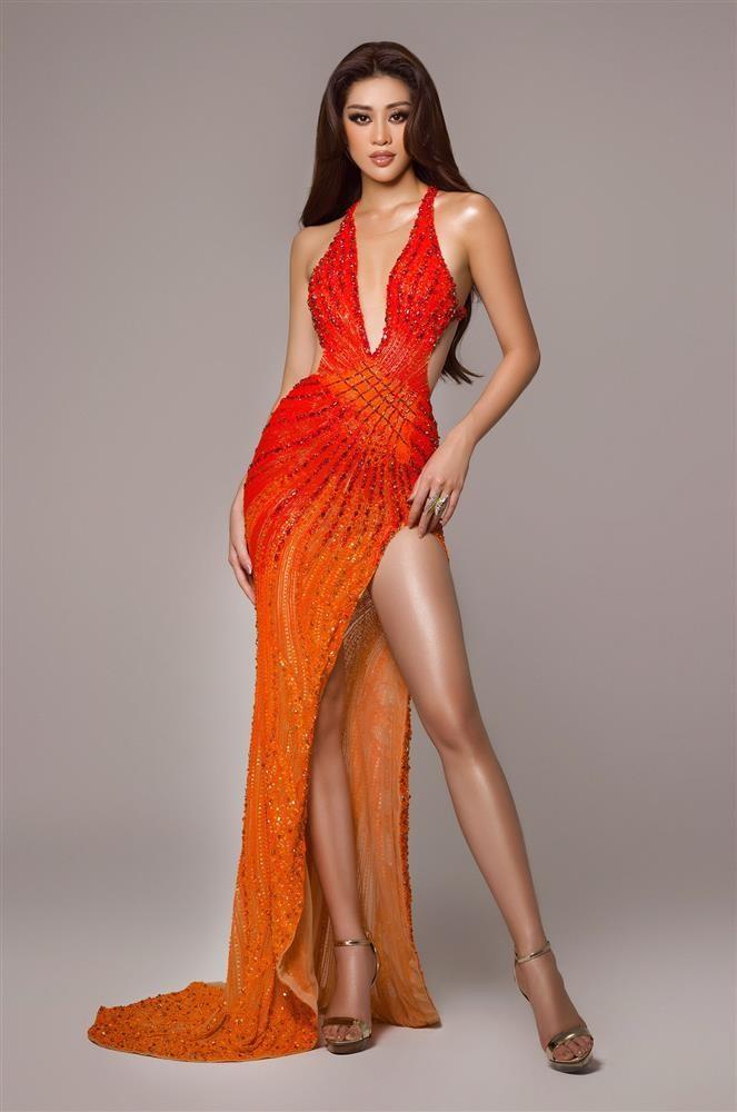 Dieu thu vi ve bo dam Khanh Van mac trong chung ket Miss Universe 2020-Hinh-7