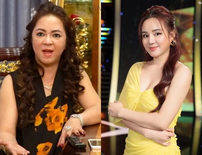 Bi ba Phuong Hang phoi doi tu, Vy Oanh canh cao: