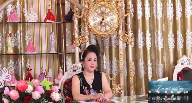 Ba Phuong Hang: