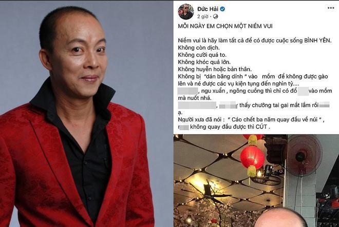 "Duc Hai mat chuc Pho Hieu truong, dan mang: ""Can tuoc luon NSUT"""