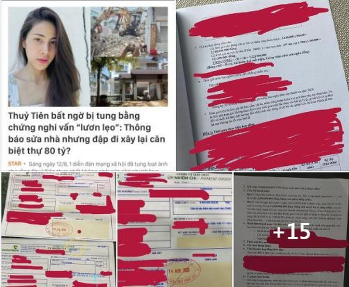 Dan mang chat van 7 bat thuong viec Thuy Tien xay biet thu moi-Hinh-2