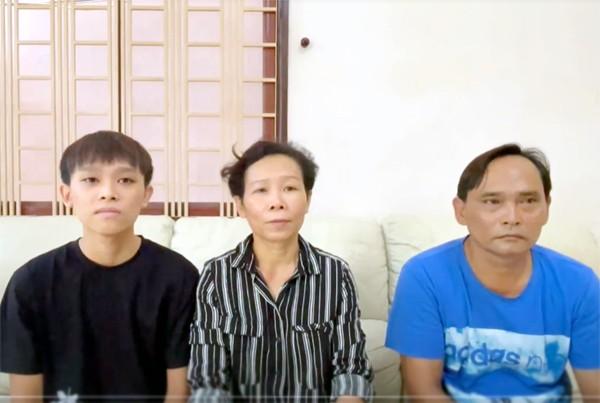 Gia dinh Ho Van Cuong len tieng chuyen di lam thue, o do