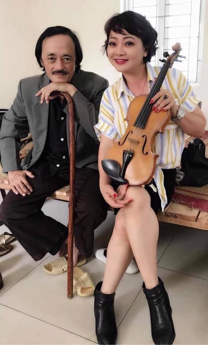 Giang Coi rao ban xe hoi lay tien chua benh ung thu-Hinh-2