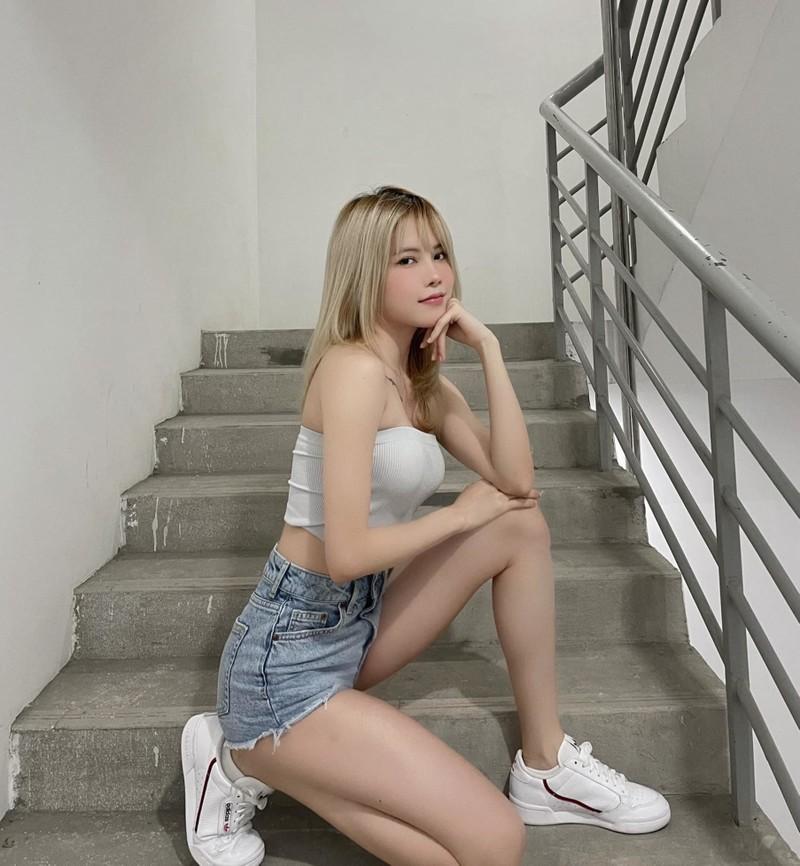 Dien vien Nha Phuong do ve xinh tuoi voi Diem My 9X-Hinh-11