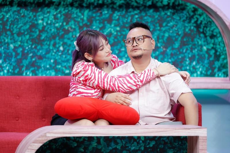 6 nam gan bo cua Vinh Rau - Luong Minh Trang truoc khi tan vo-Hinh-4