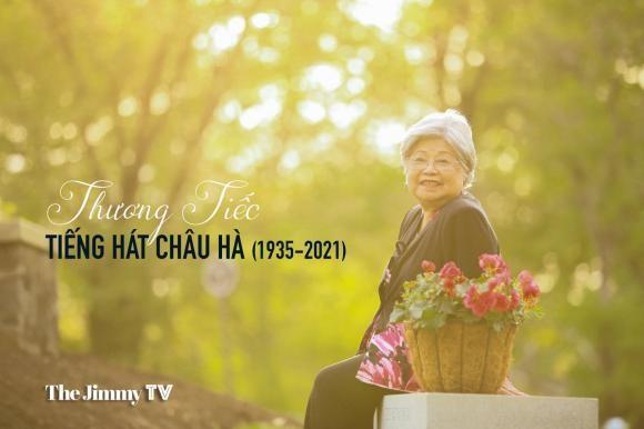 Danh ca Chau Ha qua doi tai My