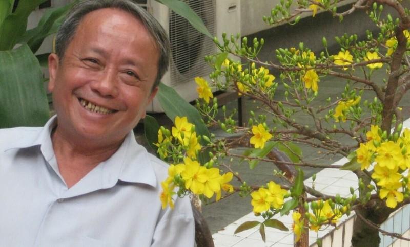 Nhac si Nguyen Huu Phan qua doi o tuoi 70