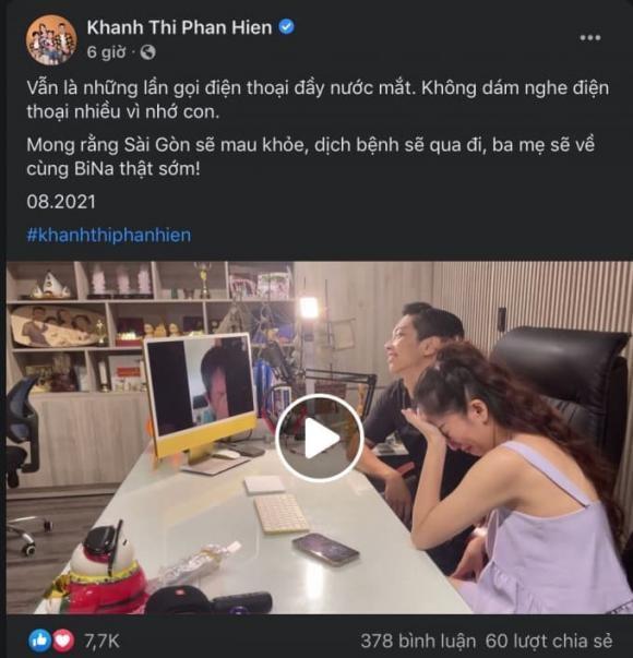 Giua khuya Khanh Thi livestream khoc loc nuc no, chuyen gi day?-Hinh-6