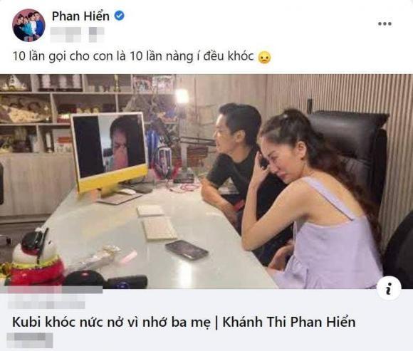 Giua khuya Khanh Thi livestream khoc loc nuc no, chuyen gi day?-Hinh-9
