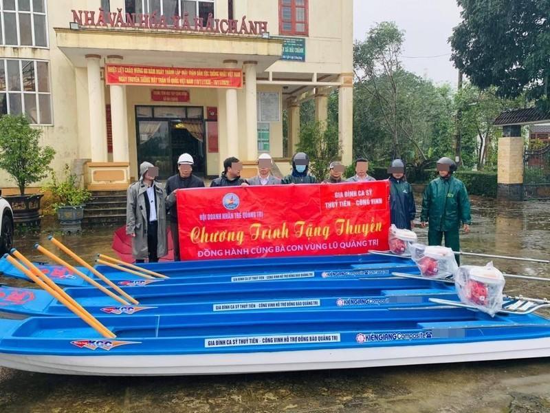 Thuy Tien - Cong Vinh lo bang chung