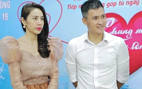 Cong Vinh - Thuy Tien chot sao ke ngay 17/9, cong khai cac khoan chi