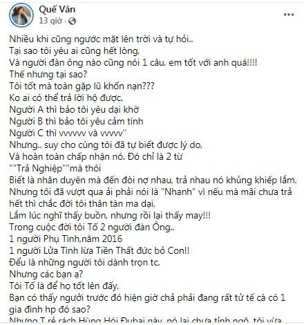 Que Van xoi drama voi Truong Giang, Nha Phuong phan ung sao?-Hinh-2