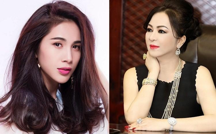 Cong Vinh - Thuy Tien da nop don to cao ba Phuong Hang