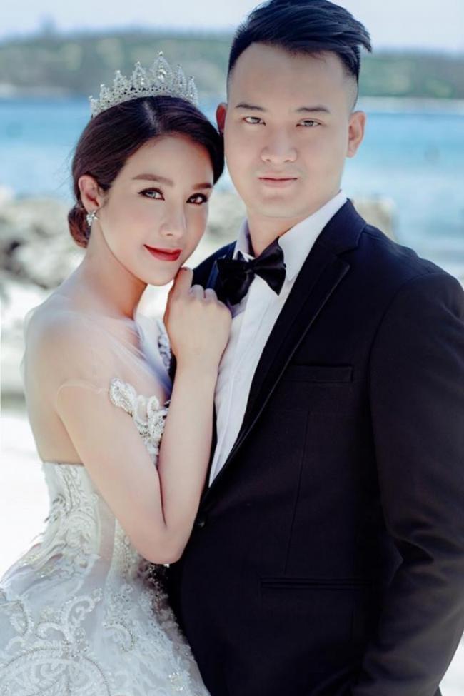 Diep Lam Anh cho bo me chong len song sau on ao hon nhan-Hinh-5