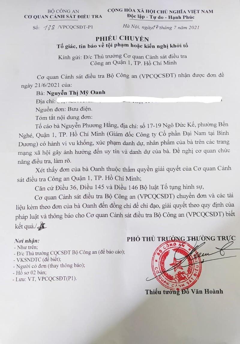 Vy Oanh kien ba Phuong Hang den cung, to giac them mot nguoi-Hinh-2